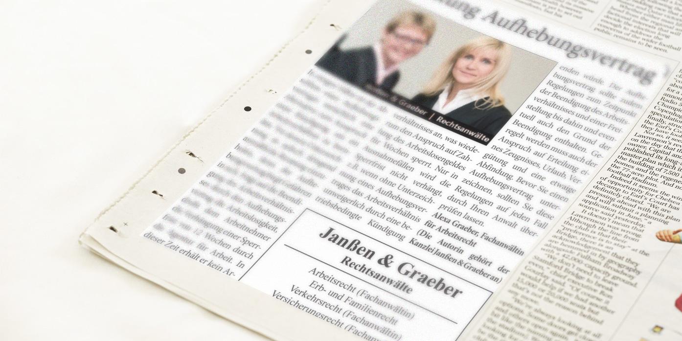 Zeitungsartikel-01-aufhebungsvertrag